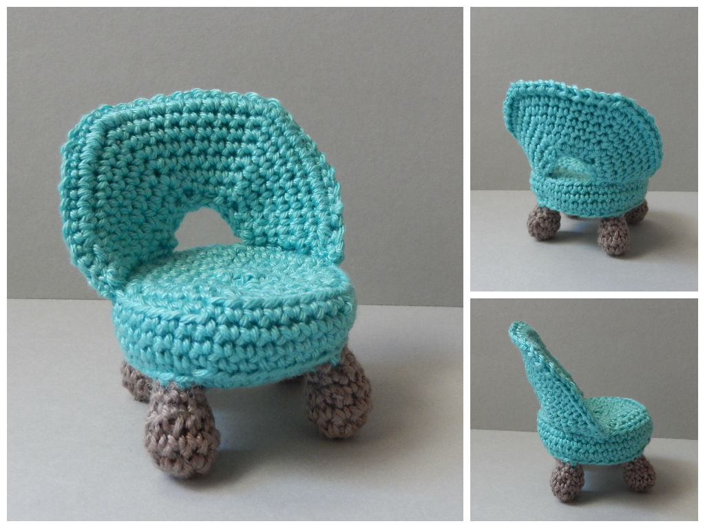 A cute little chair