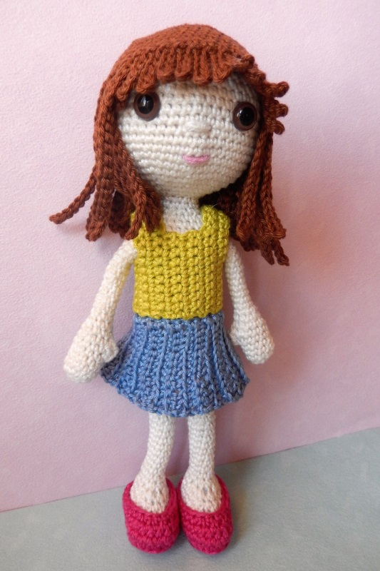 40 Crochet Doll Patterns (Clothing & Accessories) | AllFreeCrochet.com | 800x533