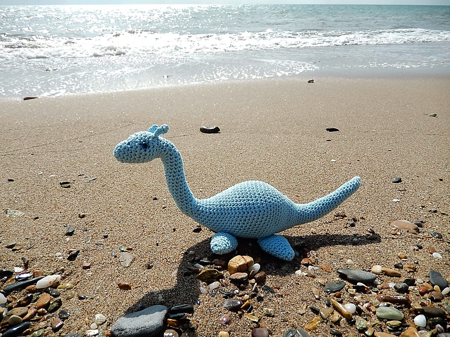 Nessie sighted – in Greece :)