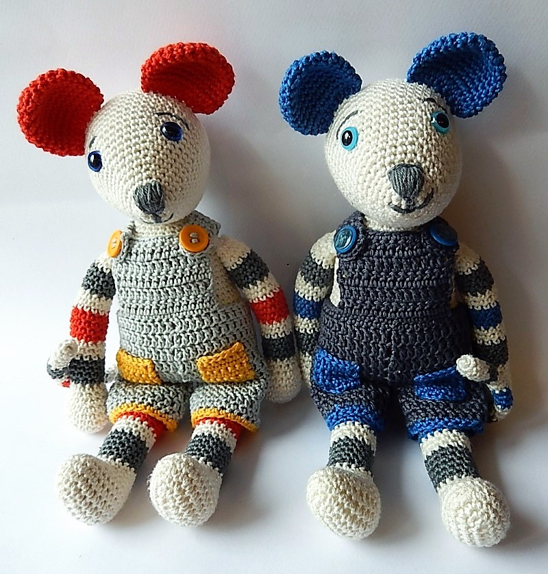 Fashionable mice