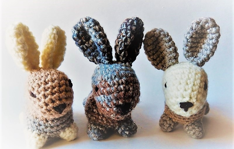 New Pattern: Small rabbit