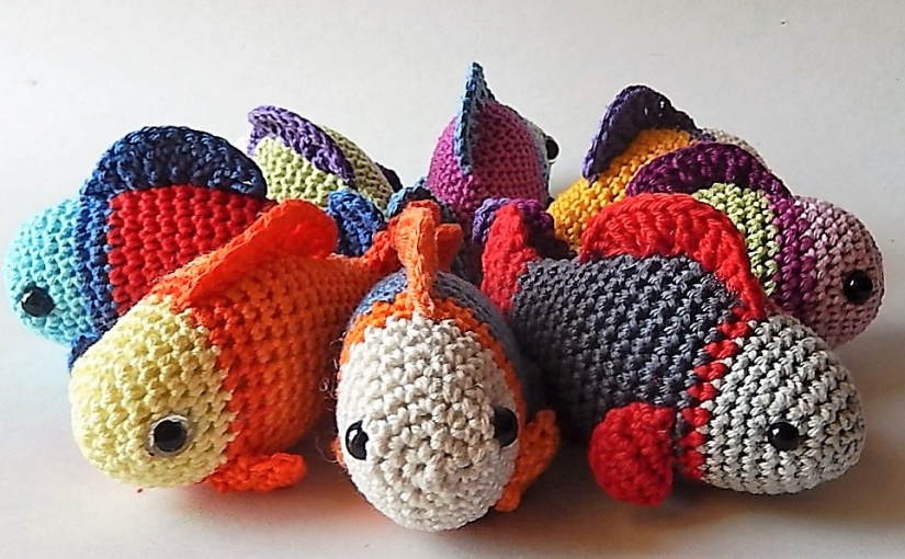 Amigurumi LadyBug Crochet Pattern » Amigurumi Crochet Patterns By ... | 510x825